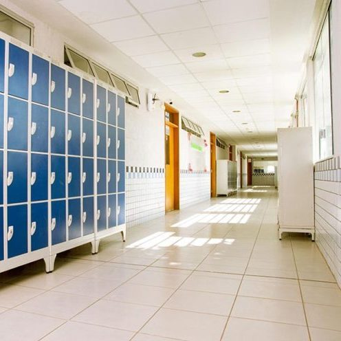 School janitorial services